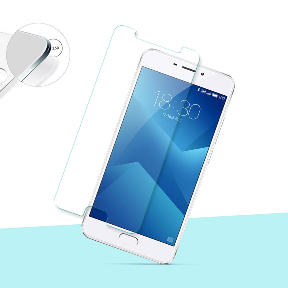 2pcs Screen Protector Meizu Note 5 Tempered Glass Meizu M5 Note Protector Film Meizu M5 Note/Blue Charm Note5 Glass