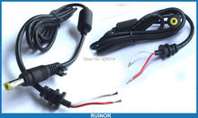 10PCS 4.8 x 1.7mm DC Power Plug Charger cables For Asus Sharp HP Laptop Notebook