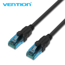 Vention Ethernet Cable Cat5e Lan Cable UTP Cat 5 RJ45 Network Patch Cable 1m 2m 3m 5m For PS2 PC Computer Router Cable Ethernet