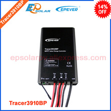 MPPT charger solar panel controller apply to lithium battery Tracer3910BP 15A 15amp 12v 24v auto type EPEVER