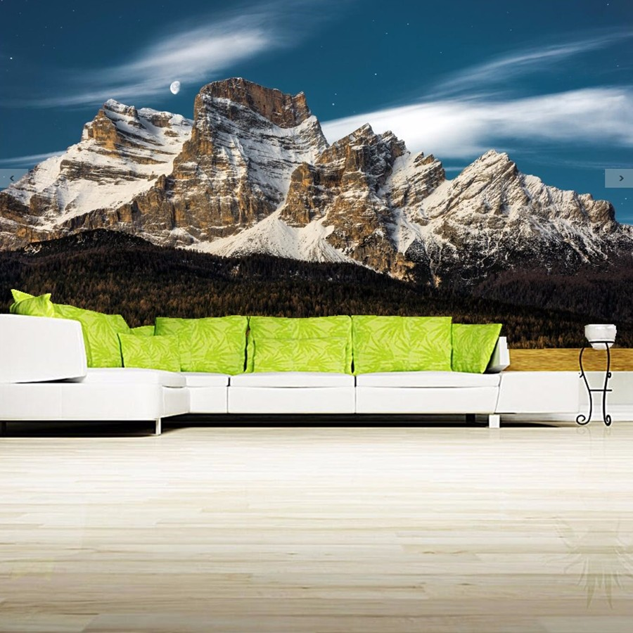 Custom scenery mural,Mountains Italy Veneto Nature wallpaper, hotel living room sofa TV background bedroom 3d wallpaper<br>