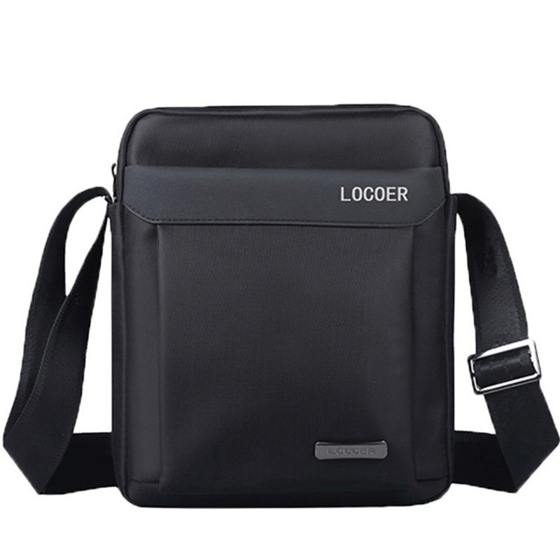 Hot Sale 2016 Men's Famous Brand Travel Bags Men Messenger Bags Original Design Oxford Water-proof Zipper Bag(China)