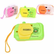 Mini Take Photo Learning Study Camera Toy Children Educational Toys Lovely Candy Color Baby Gift