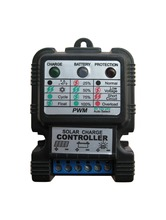 6/12V, 5A  PWM Solar charge controller for 36W below solar panel,economic solar controller