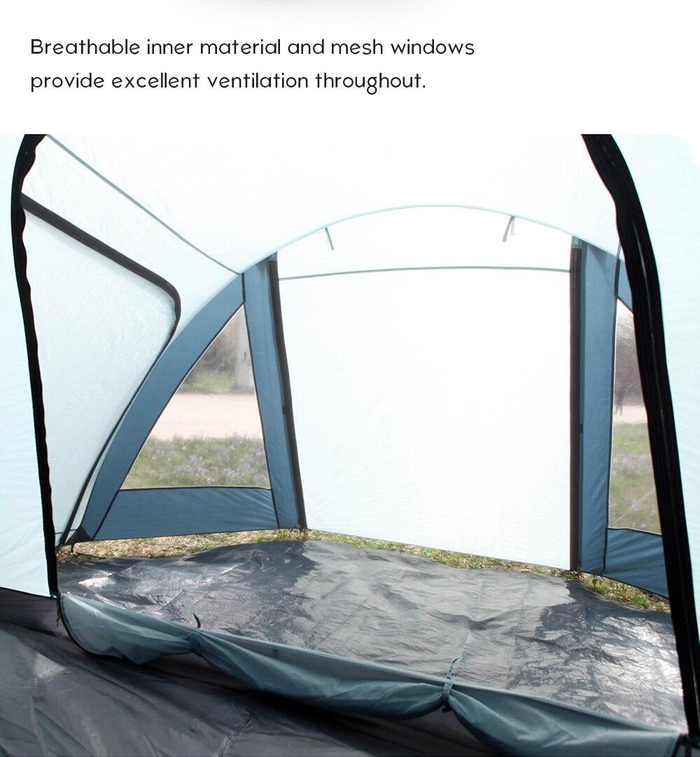 outdoor Camping tent pop up tent 2