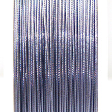 High quality stainless steel wire,0.8mm tigertail beading wire,thread cord,coated with plastic protective film wire