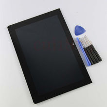 LCD Screen Digitizer Touch Assembly For Sony Tablet S S1 T111 T112 T113 T114 with tools