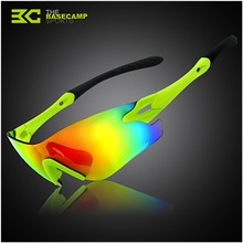 2017 New Bike Cycling Glasses Frame Material Acetate Sunglasses Bicycle Sport Glasses gafas ciclismo(China)