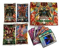 216pcs/1lot Yugioh Game Paper Cards Toys English Version Girl Boy Yu Gi Oh Game Collection Cards Christmas Gift Brinquedo Toy