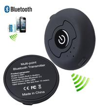 3.5mm Jack bluetooth sound transmitter Audio Music Stereo bluetooth sender Dongle For TV PC Tablet MP3