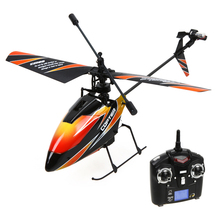 Upgraded Version V911 4CH 2.4Ghz Single Blade Propeller Radio Remote Control RC Helicopter with Transmitter RTF Mode 2