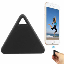NEW Mini Triangle Wireless Smart Tag Bluetooth Anti Lost Alarm Tracker 5 Colors Available GPS Locator Alarm Keychain P20