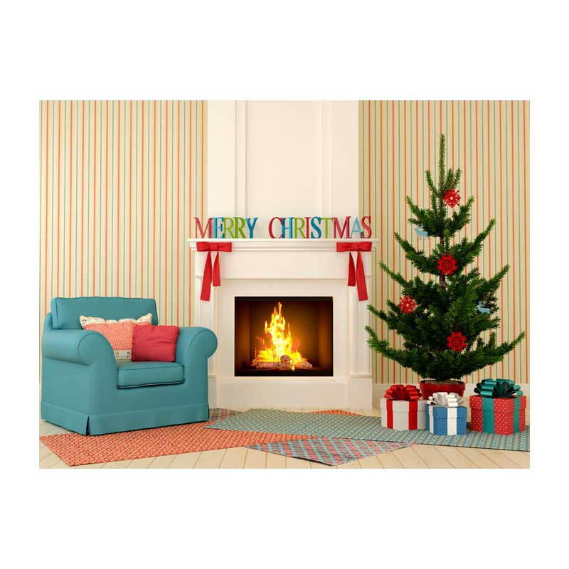 3X2.5m thin vinyl photography background Computer Printed Christmas Photography backdrops for Photo studio ST-462<br>