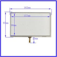 7 Inch Touch screen handwriting screen general 162*97 four line resistance maintenance best choice