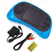 2.5 inch TFT Display Handheld Game Player 8 bit Video Game Console Built-in 260 Classic Games with AV Cable Support TV Output