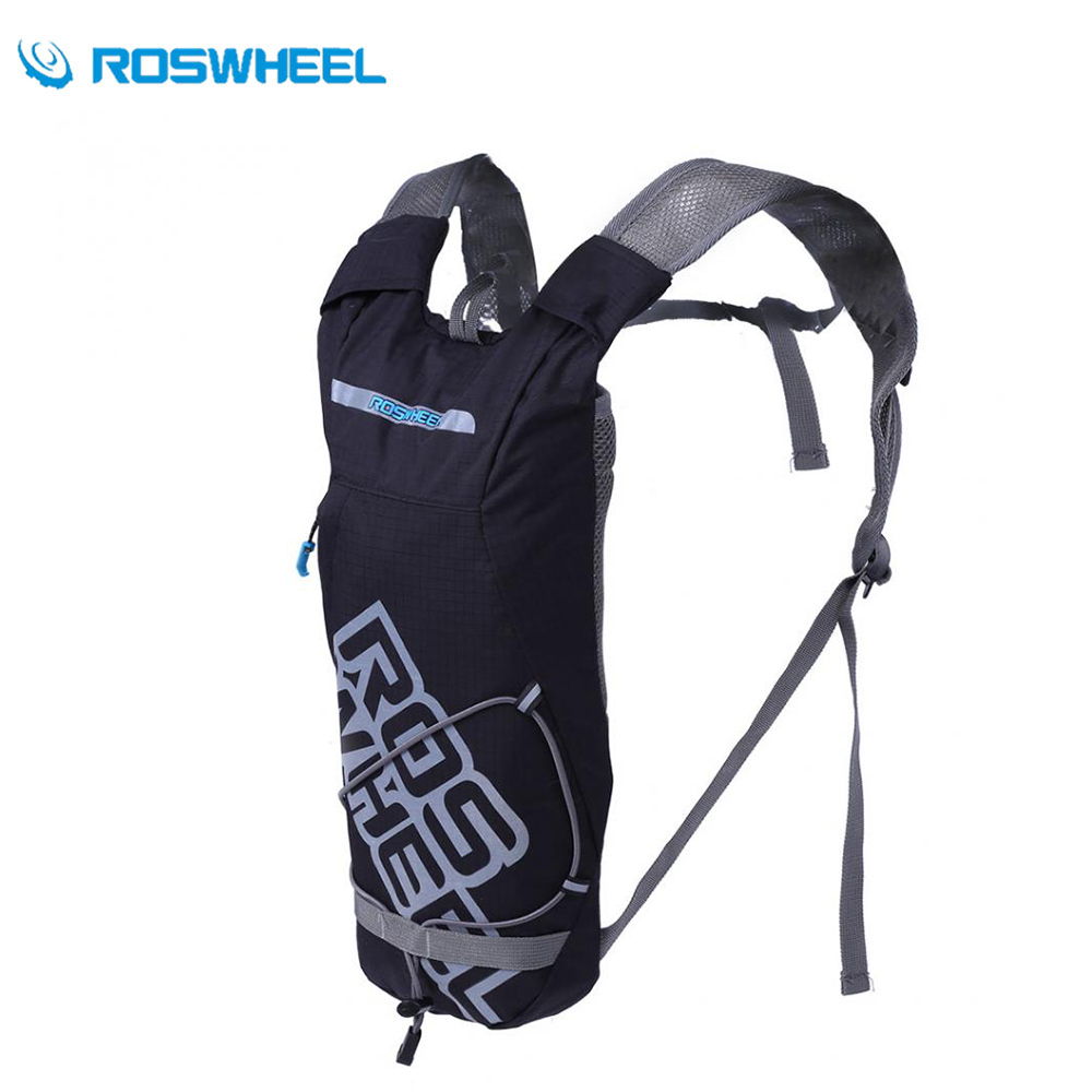 ROSWHEEL Nylon Travel Backpack 1.5L Large Capacity Shoulder Bag Bicycle water bag Holder Contain Multi-function Cycling Storage