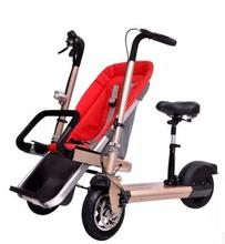 stokke  dsland   hot mum  foo foo stroller electric  50km taga bike stroller mother baby e scooter