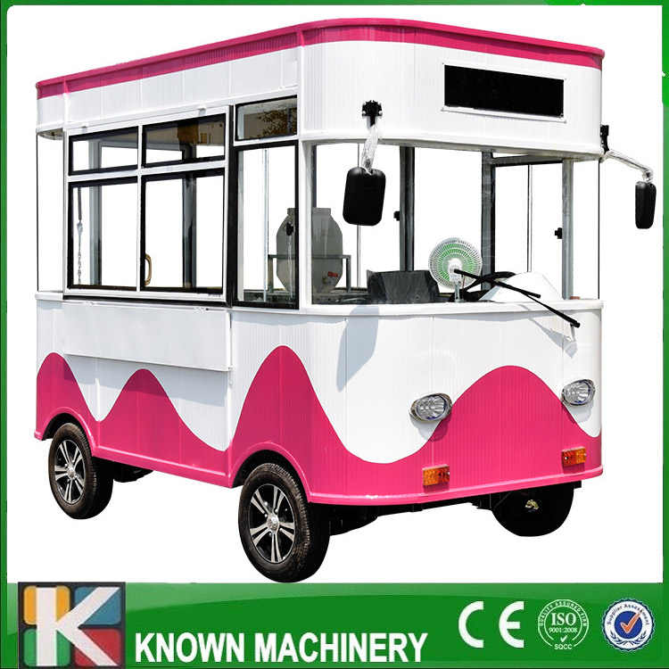 Car Factory Direct >> Detail Feedback Questions About Multi Functional Snack Food Car