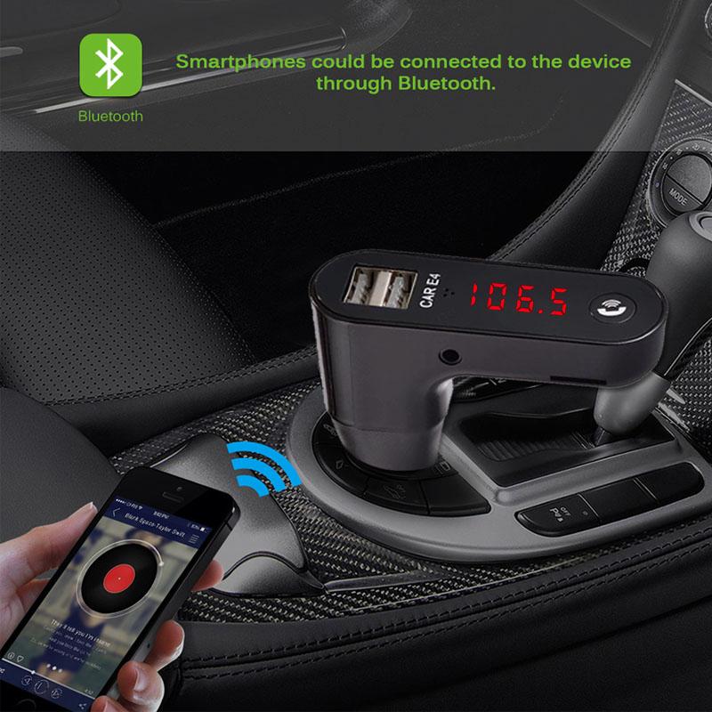 E0045-E4 Bluetooth FM-2
