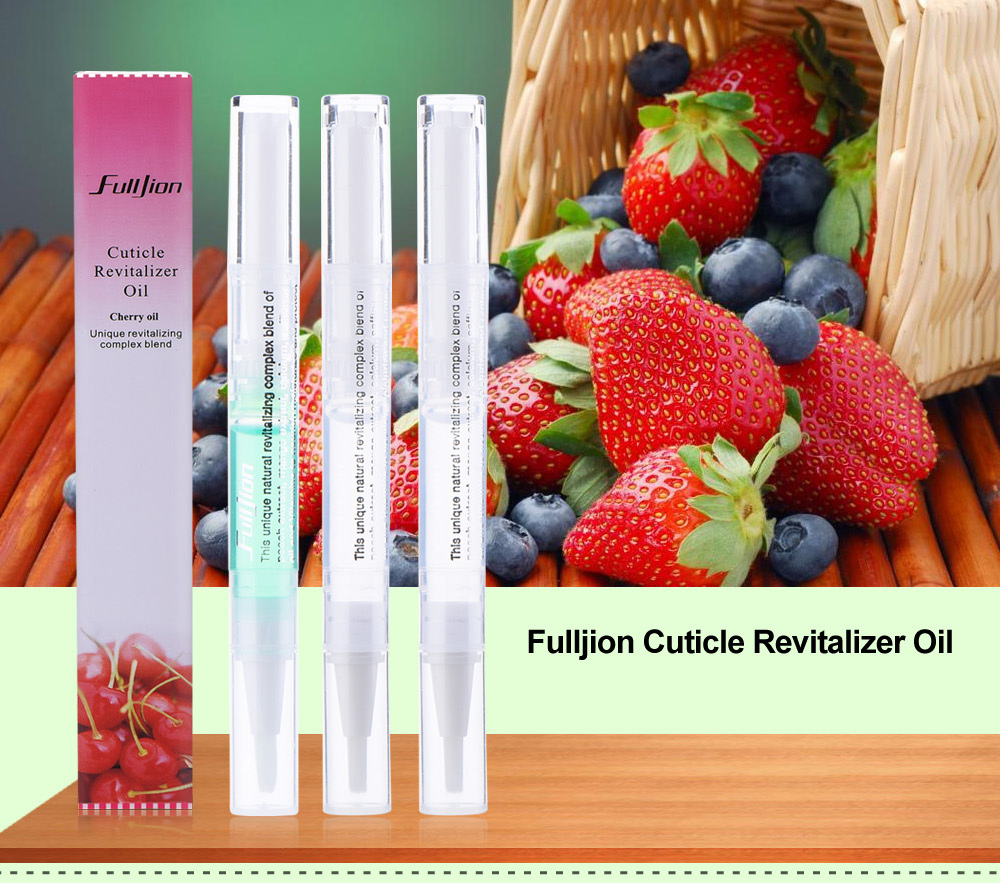 Fulljion Skin Defender Everything For Manicure Cuticle Oil Revitalizer Oil Pen Nail Art Treatment Nutritious Polish Nail Care 4