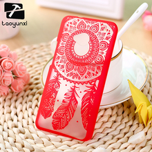 Hard Plastic Phone Cases For HTC ONE M7 802W Dual Sim 802D 802T 4.7'' Cover Dream Cather Mobile Phone Accessories Bags Hood