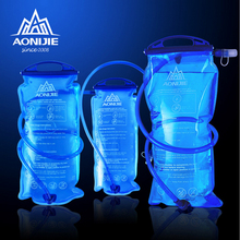 AONIJIE 1.5/2/3L Outdoor Hydration Backpack Tactical Water Bag Bottle Camelback for Hiking Hunting with Detachable Drinking Tube