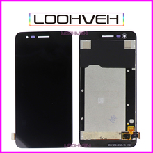 "Buy 5.0"" LG K4 2017 X230 LCD Display Assembly Digitizer frame Full High X230DSF Touch Screen for $20.90 in AliExpress store"