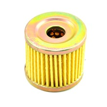 Hight Quality Motorcycle Engine Oil filter For Suzuki UC125,UE125,UH125,UX125,AN150,UC150,UE150,UX150,UH200,AN400(China)
