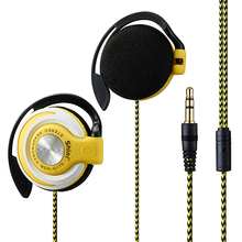 Original Q170 Headphones 3.5mm music Headset EarHook bass Earphone For Mp3 Player Computer Mobile Telephone Wholesale