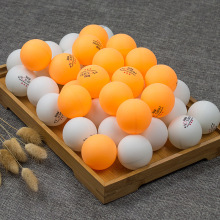 6Pcs/lot Standard Super 3-Stars Ping Pong Balls Training Competition 40mm Table Tennis Ball White Yellow Pingpong rackets balls