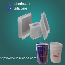 high quality silicone raw material rtv2 liquid silicone rubber for mold making chocolate