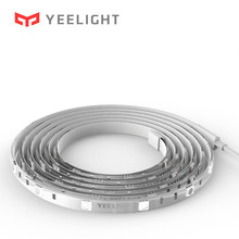 Yeelight Smart WIFI mobile phone control RGB LED Strip Light Ribbon For Ceiling Counter Cabinet Life Waterproof Light Band