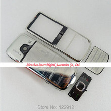 Metal Silver Housing Fasica Cover For 6700C 6700 With Keypad Button Classic Replacement