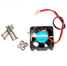 Raspberry PI Fan, Active Cooling Fan for Customized Acrylic Case / 5V plug-in and play / Support raspberry pi model B Plus B+