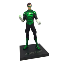 18cm Comic Green Lantern Hal Jordan PVC Action Figure Collection Model Toy Doll Christmas Gift for Kids