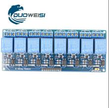 8 Channel Relay Module5V /12V /24V  Optional    8-channel Relay control board with optocoupler