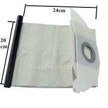 Vacuum Cleaner Washable Bags Cloth Dust Bag Replacement for Karcher WD2.250 6.904-322 WD2200 A2004 A2054 A2024 WD2