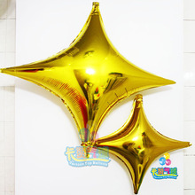 New large 36inch 10PCS/LOT star mylar Balloons helium hydrogen for Birthday Wedding Party decoration globos party air baloes