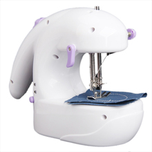 LHBL Mini Electric Household Sewing Machine Hand Held(China)