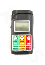 BT-568 Universal Battery Checker Tester for1.5V  AA AAA  9V 6F22, Retail and wholesale.