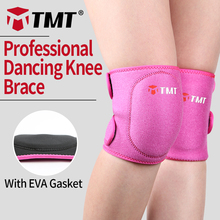 Knee Sports Safety Protector Gym Knee Brace Basketball Volleyball Soccer Dancing Knee Pads support Anti-Collision Skiing Kneepad(China)