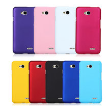 HIGH Quality Fashion Frosted Matte Plastic Hard sFor LG L70 Case For LG L70 D325 D320 Cell Phone Back Cover Case