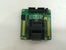 STM32 Programming Adapter Test Socket for LQFP64 QFP64 QFP Package 0.5mm Pitch =STM32-QFP64