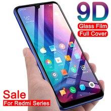 Full Cover Protective Glass Xiaomi Redmi 6A 6 Pro S2 Redmi 5 Plus 5A Note 7 6 Pro Tempered Screen Protector Glass