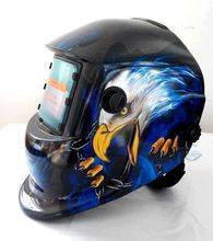 Eagle welding mask mystery scary pirate domineering eagle eye Eagle Eye Welding caps