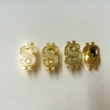500 X Universal  Gold Sliver Dollar Style Car Tire Valve Caps Truck Motorcycle Bike Wheel Rims Tyre Air Valve Caps