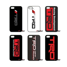 Car Logo TRD Toyota Racing Mobile Phone Case Cover For Samsung Galaxy A3 A5 A7 A8 A9 J1 J2 J3 J5 J7 Prime 2015 2016 2017(China)