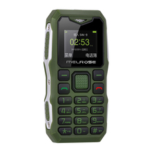Original Melrose S10 Mini Phone Big Voice Flashlight FM mini small size Rugged mobile Phone Shockproof Dustproof Phone