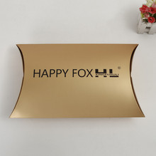 2017 luxury retail box customized paper box packaging with PET accessory for clear box manufacturers ---DH31491