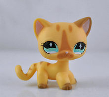 Pet Short Hair Cat Animal child girl boy figure loose cute LP852(China)